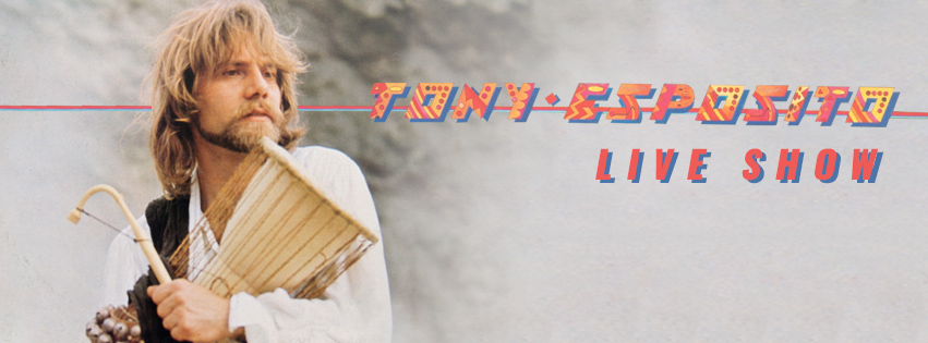 Tony Esposito Cover 1